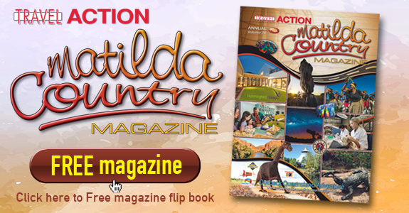 Matilda Country Magazine Flip Book
